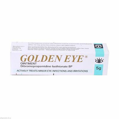 Golden Eye 0.15% w/w Ointment 5-Gram