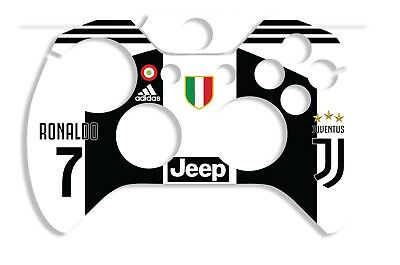 Custom Juventus Xbox One Controller Skin - ANY PLAYER or CUSTOM - Home