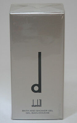 Dunhill D  Bath And Shower Gel 150 Ml