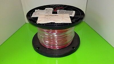 NEW 1015BC-16/26-2-PR  MTW / RED  Wire,  1300ft  Spool,  16AWG, #1723