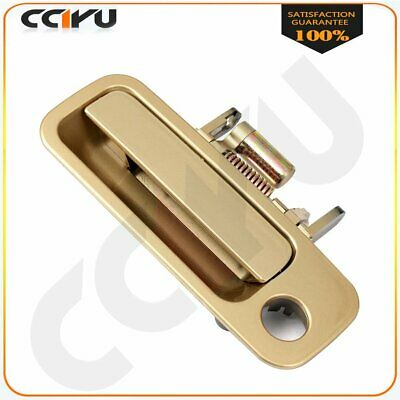 For 97-01 TOYOTA CAMRY Outer Outside Gold Front Left Driver LH Side Door Handle