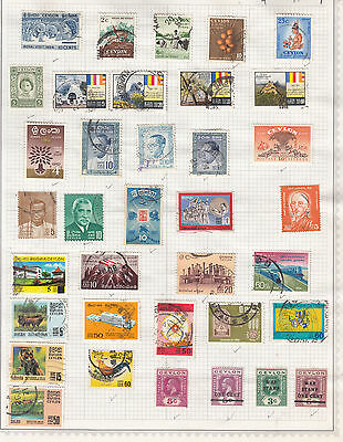 CEYLON ^^^^   mint  & used   collection  HCV @f229ccbcey