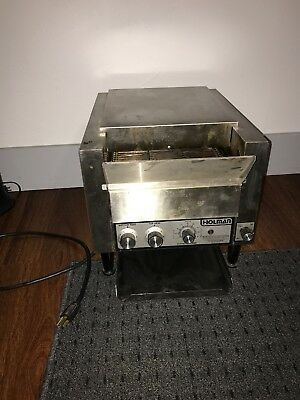 Holman Commercial Conveyor Toaster Countertop Model T710, Used