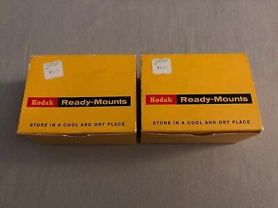 Kodak 100 ++ 135 Format 100 Ready Mounts B205W 24 or 36 mm - Seal with Hot Iron
