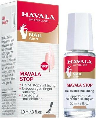 MAVALA Stop Nail Biting Thumb Sucking 10ML