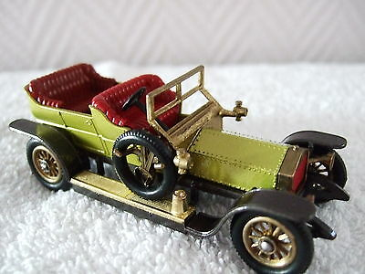 "Matchbox ""Models of Yesteryear"" Y-10 Rolls Royce 1906"