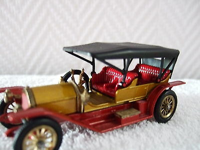 "Matchbox ""Models of Yesteryear"" Y-9 Simplex 1912"
