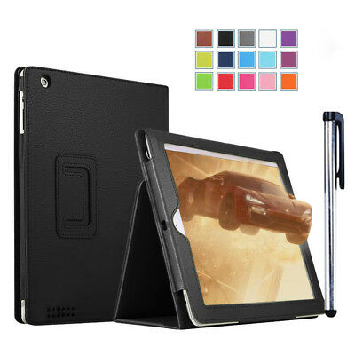 Leather Tablet Stand Flip Cover Case Samsung Galaxy Tab A6 10.1 / E 9.6 / 4 / 3