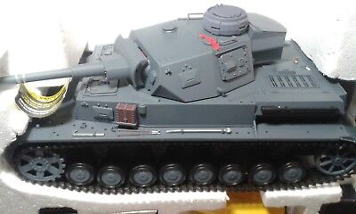 HengLong 1/16 Scale Panzer IV F2 Model 3859-1 Plastic Version free shipping