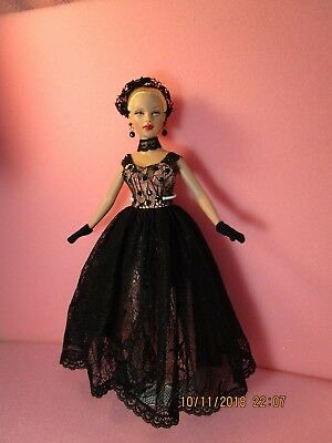 Tonner Tiny Kitty / Madame Alexander Cissette Lady Rhinestone Outfit