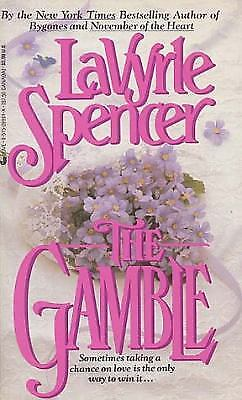 The Gamble  (ExLib) by LaVyrle Spencer