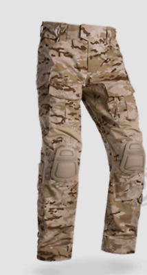 Brand New Authentic Crye Precision G3 Combat Pants Multicam ARID 32 Regular