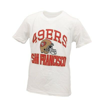 San Francisco 49ers Official NFL Team Apparel Kids Youth Size T-Shirt New  Tags b83401e84