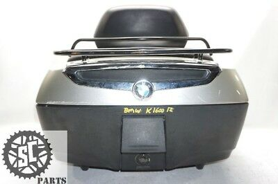11 12 13 14 15 16 Bmw K1600 Gtl Rear Top Box Luggage Case With Rack