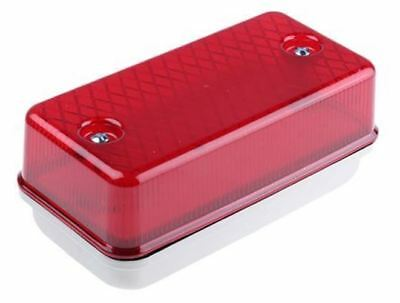 Rectangular LED red 325R//25# LED rectangulaire 3x2 rouge 25pcs