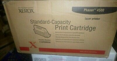 XEROX PHASER 4500 Print Cartridge - 113R00656 - $69 99