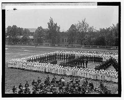 Photo:Field formation 'CENTRAL',6/1/23,June 1923,1