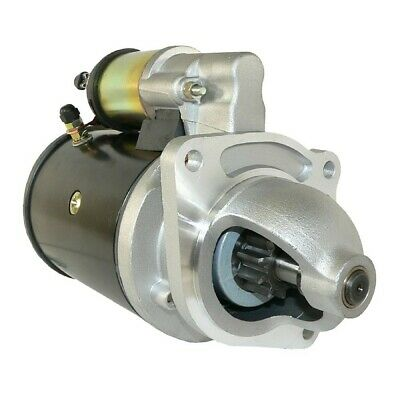 NEW STARTER for FORD TRACTOR FARM 3930 4630 4830 5030 5110 7610 & LESTER 16608
