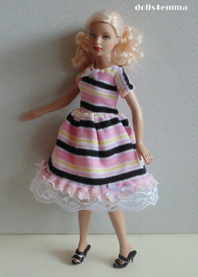 """Candy Land Baby-Doll DRESS handmade clothes for Tonner 10"""" TINY KITTY no doll"""