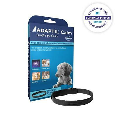 ADAPTIL Calm On-The-Go Collar for Dogs Calming Comfort Puppies Dogs