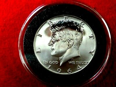 1964  Kennedy *proof* 90% Silver Half Dollar    Item #35