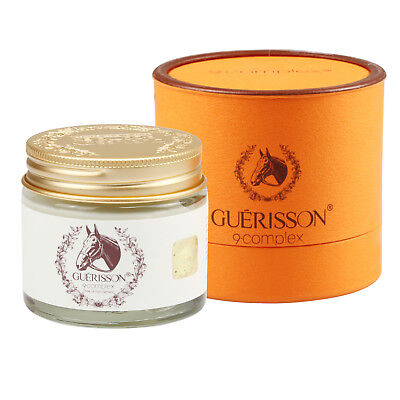 Guerisson 9Complex Horse Oil Cream 70g Anti-Wrinkle Skin-Lightening Moisturizing