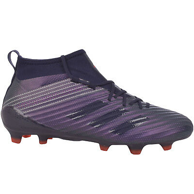 adidas Performance Mens Predator Flare FG Sports Training Rugby Boots -Noble Ink
