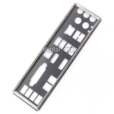OEM I//O Shield For backplate ASUS P8Z77-M PRO Motherboard Backplate IO