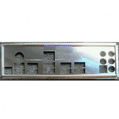 1PCS IO BACK PLATE FOR X99-A II