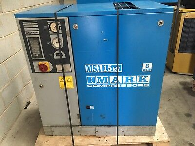 Air Compressor Screw Compressor 80CFM