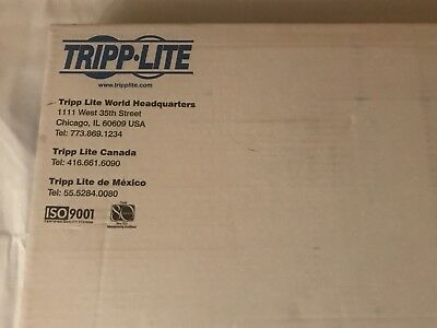 Tripp Lite PDU Rackmount Power Distribution Unit 14 Outlet 120V- P/N-IB5593