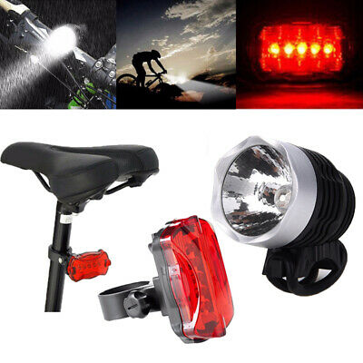 3000LM XML T6 LED Head Front Bicycle Lamp Bike Light Headlamp Headlight