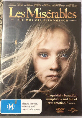 LES MISERABLES The Music Phenomenon DVD