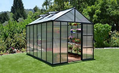 Palram Glory 8 Ft. W x 12 Ft. D Greenhouse