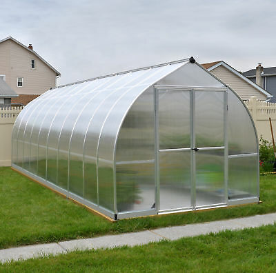 Palram Bella 8 Ft. W x 20 Ft. D Greenhouse