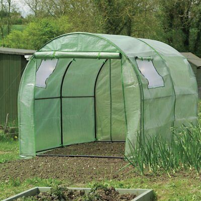 World Source Partners 6.7 Ft. W x 9.1 Ft. D Hobby Greenhouse