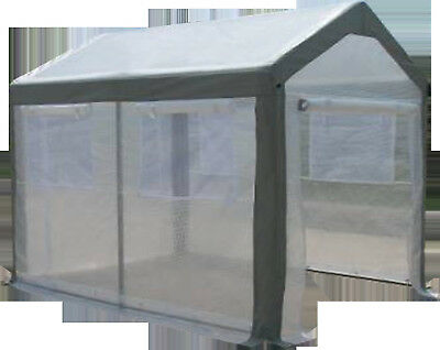 Jewett Cameron Spring Gardener 6 Ft. W x 8 Ft. D Greenhouse