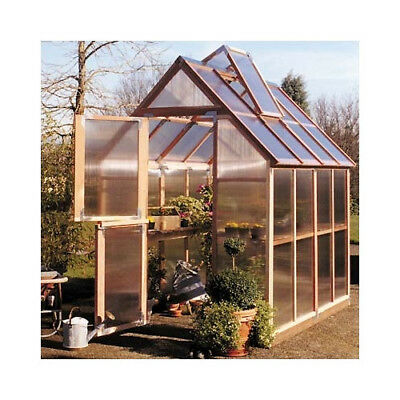 Sunshine Gardenhouse Mt. Hood 6 Ft. W x 8 Ft. D Greenhouse