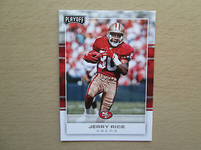 Panini Playoff NFL 2017 - # 173 Jerry Rice