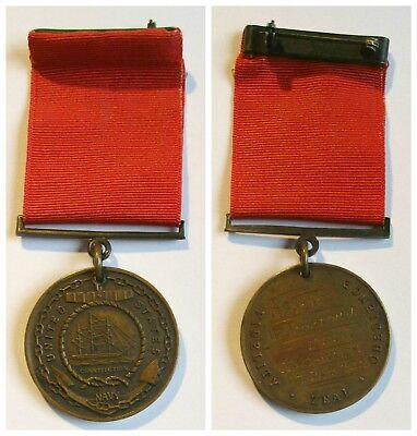 1927 Named Engraved US Navy Good Conduct Medal