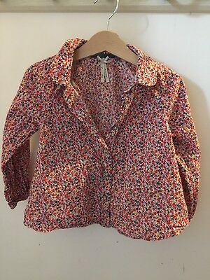 NEXT Pretty Floral Ditsy Top 18-24 Months 1.5 - 2 years