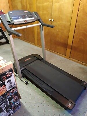 Treadmill running machine Pro Form