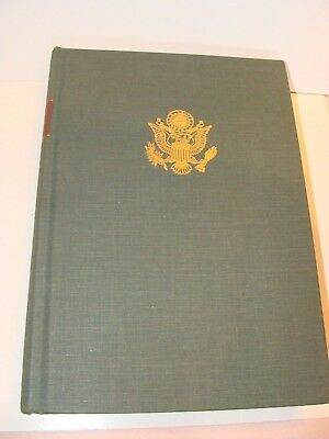 US Army  WW II Technical Services The Signal Corps Dec 1941-July 1943 HB