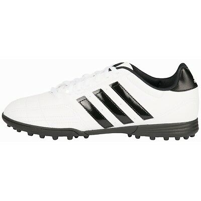 online store 26857 76459 Chaussures de football homme adidas Goletto IV TRX TF blanches pointure 40