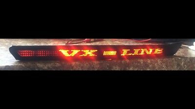 Vauxhall Insignia Facelift Hatchback Saloon Vx -Line 3rd Brake Light Sticker X 2