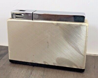 Authentic Vintage Consul Lighter German Stunning Design Works Rare West Germany
