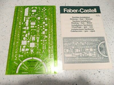 Faber-Castell Sanitary Installation - Heating Template