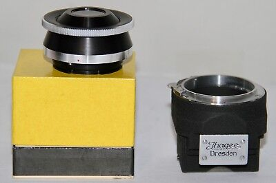 Exakta Magnifying Unit With Magnifier For VX Series Made In 1958 Version 2