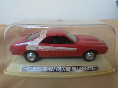 Antiguo 1:43 Pilen M-276 AMC Javelin 390 SST de Starsky & Hutch. Made in Spain.