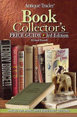 Antique Trader Book Collector's Price Guide  (ExLib) by Richard Russell